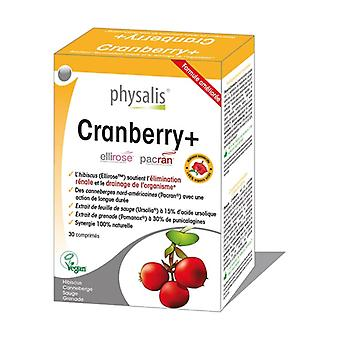 Cranberry + 30 tablets