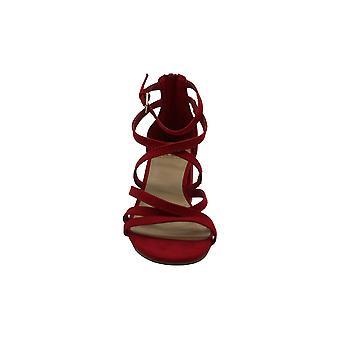 Materiaali tyttö naisten Minez1 avoin kärki muodollinen nilkka hihna sandaalit