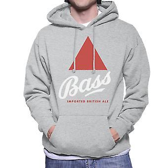 Bass Imported British Ale Men-apos;s Sweatshirt à capuchon
