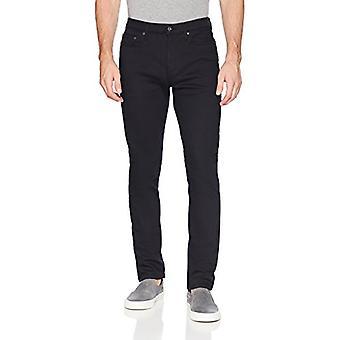 Brand - Goodthreads Men's Comfort Stretch Slim-Fit Jean, Sort, 32W x ...