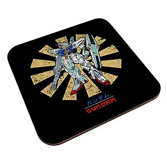 Gundam Retro Japanese Coaster