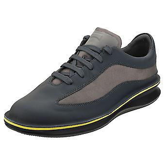 Camper Rolling Mens Casual Shoes in Navy Grey