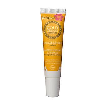ORGANIC Cold cream lip balm 12 ml (Roses - Almond)