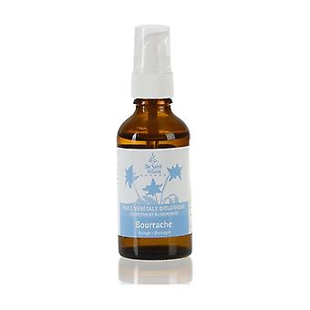 Organic borage vegetable oil 50 ml of oil