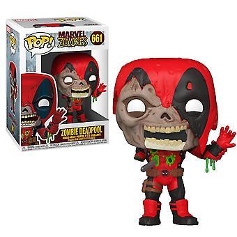 Marvel zombeja Deadpool Funko Pop!