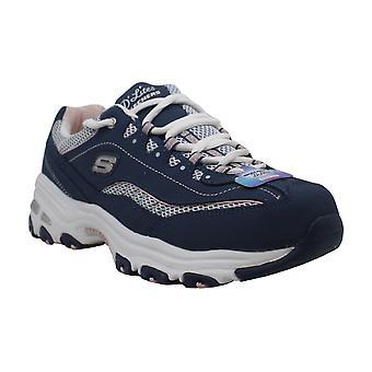 Skechers Women & apos;s D & apos;Lites الحياة التوقف أحذية رياضية
