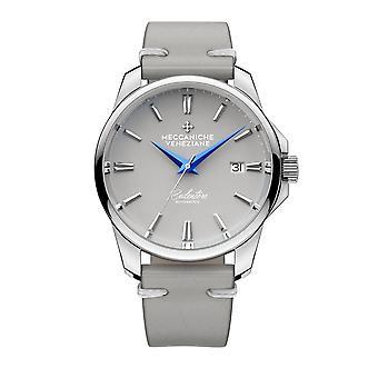 Meccaniche Veneziane 1301011 Redentore Automatic Grey Dial Wristwatch