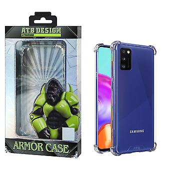Samsung A41 Case Transparent - Anti-Shock