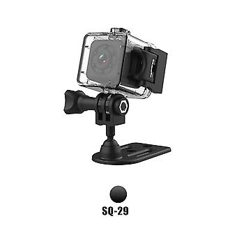Sports Camera Sq29 Mini Ip Camera For Night Vision Waterproof Camcorder Motion Dvr Micro Camera Sport Dv W/ Waterproof Shell Vs Sq11