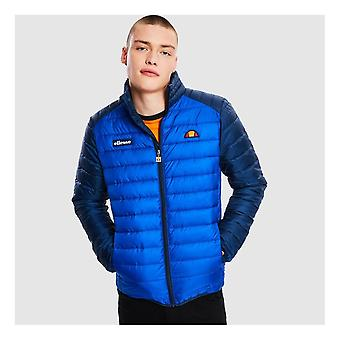 Ellesse Tartaro Padded Zip Up Blue/navy Jacket