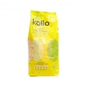 Kallo - Org Puffed Rice Cereal 225g