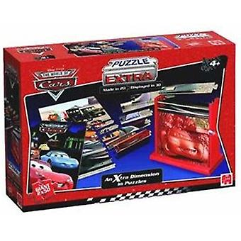 Jumbo Disney Cars Puzzle Extra Puzzle