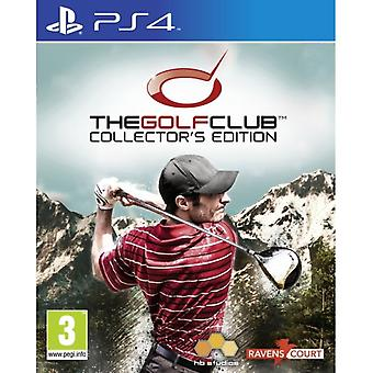 The Golf Club Collector's Edition PS4 Game