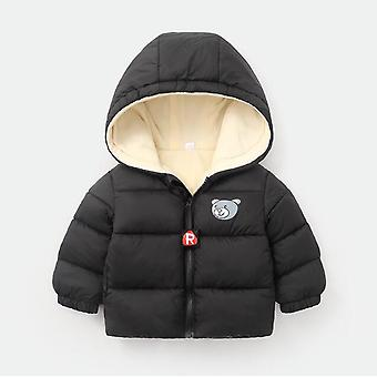 Bibicola Baby Boys Vinter jackor Parkas Flickor Snowsuit Coats Tjockna Varm