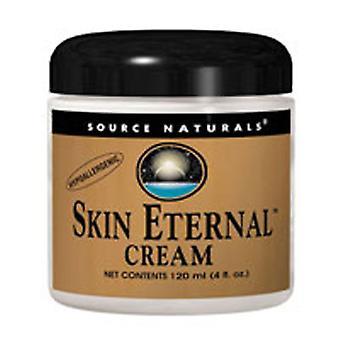 Source Naturals Skin Eternal Cream, for Sensitive Skin 4 oz