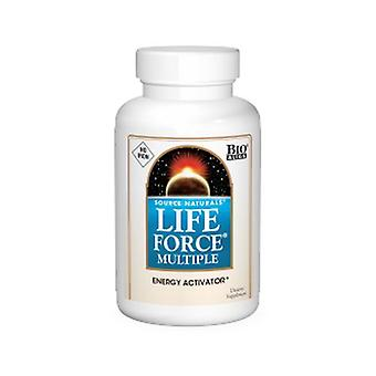 Source Naturals Life Force Multiple-No Iron, 180 Tabs
