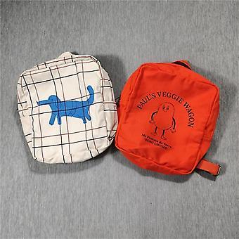 حقائب أطفال على الظهر -bobo حقائب المدرسة المطبوعة