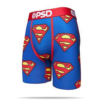 DC Comics Superman Logo PSD Herren Boxer Slip