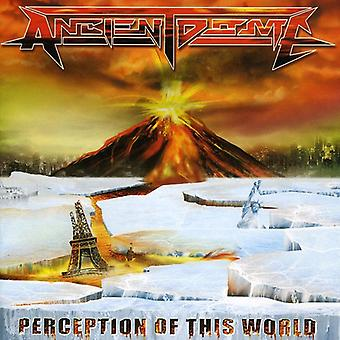 Ancient Dome - Perception of This World [CD] Usa import