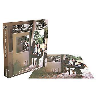 Pink Floyd Puzzel Ummagumma Album Cover nieuwe officiële 500 Stuk