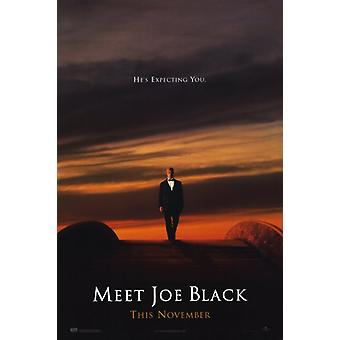 Meet Joe Black Movie Poster (11 x 17)