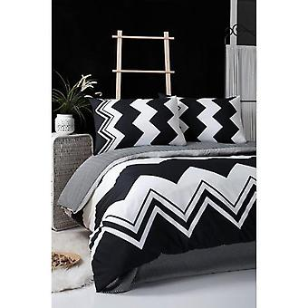All Home By Zorluteks Double Personality Duvet Cover Set