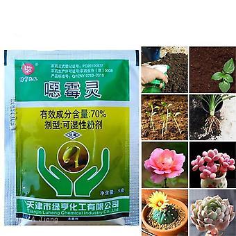 Hymexazol Benetzbares Pulver für Fungizid, Bodendesinfektionsmittel und Pflanzen