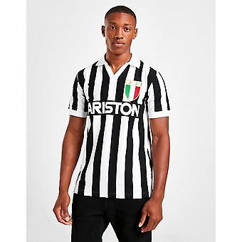 New COPA Men's Juventus '84 Home Shirt Black