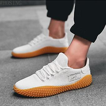 New Spring Summer Ultra-light  Mesh Breathable Vulcanized Sneakers