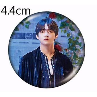 Boys Pins Album Brooch Badge Accessories For Clothes Hat Backpack Decoration