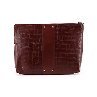 The Perfect L - Cognac - Smooth/Croco Leather