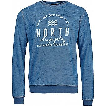 North 56°4 Textured Sweat Top