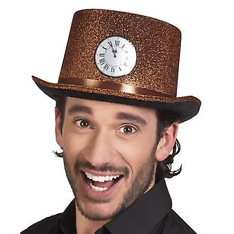 Hat Five For Twelve Browns With Glitter