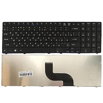 Kannettavan tietokoneen näppäimistö