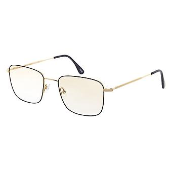 Andy Wolf 4750 E Gold/Brown Gradient Sunglasses