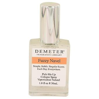 Demeter Fuzzy Navel Cologne Spray By Demeter 1 oz Cologne Spray