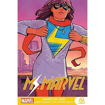 Ms. Marvel Super Famous by G. Willow Wilson