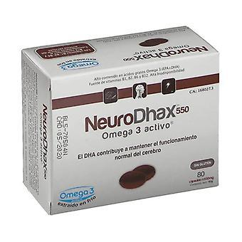NeuroDhax 550 80 capsules