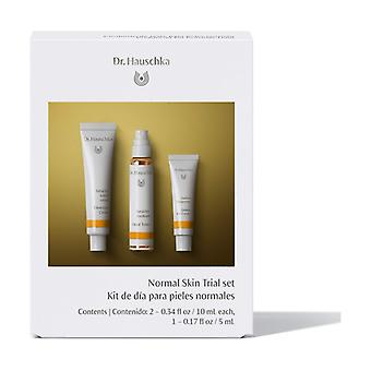 Day Kit For Normal Skin 3 units