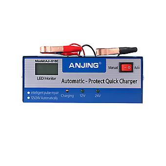 1pc Charger Professional Lead Acid Battery Charger For Truck Car