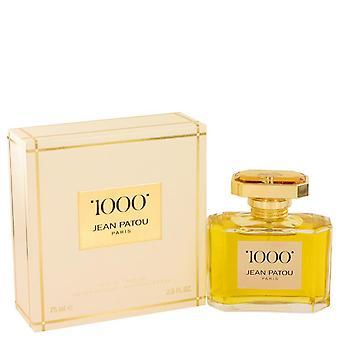 1000 Eau De Parfum Spray por Jean Patou 2,5 oz Eau De Parfum Spray