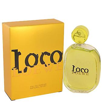 Loco Loewe Eau De Parfum Spray av Loewe 1.7 oz Eau De Parfum Spray