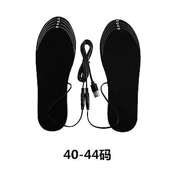 Usb Warmed Insole Thermal Insole Fantastic Foot Warming Appliance