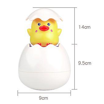 Baby bad leketøy duck egg
