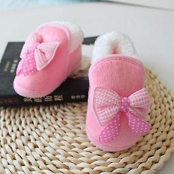 Baby Newborn Pram Crib Shoes - Winter Warm Toddler Infant Sneaker