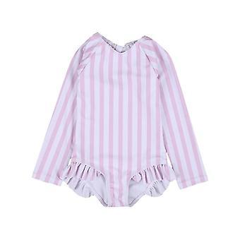 Maillots de bain pour bébés, maillot de bain d'été, one piece, vêtements de plage, maillots de bain rayés