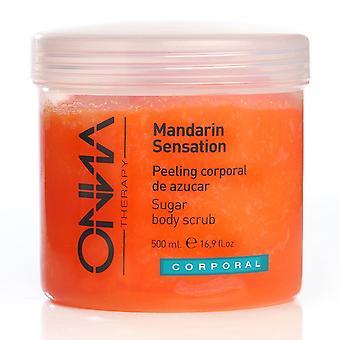 Onna Therapy Mandarin Sensation Peeling Sugar body 500 ml