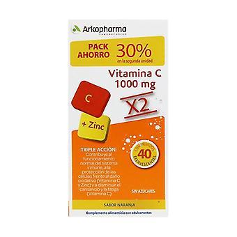 Arkovital Vitamin C 1000 Mg 2 units