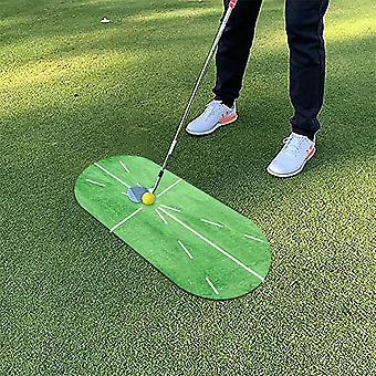 Golf Practice Training Mat, Batting Golfer Practice Training Aid Cushion