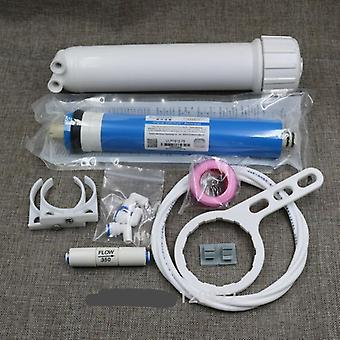 Membrane Housing + Reverse Osmosis Water Filter System Parts